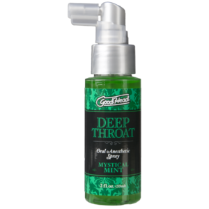 GoodHead - Deep Throat Spray - Mystical Mint