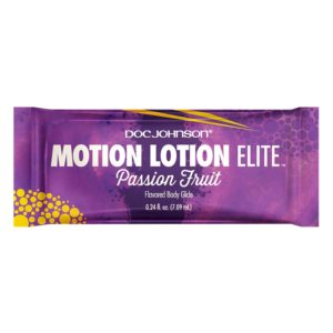 Motion Lotion Elite Body Glide 0.24oz in Passion Fruit