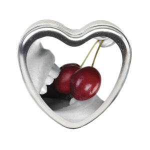 Edible Massage Candle – Cherry